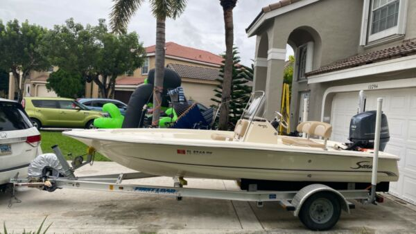 2014 Scout 177 Sport Yamaha 90hp only 23hours $23900.00