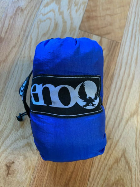 ENO Hammock Gear *DoubleNest *Backpack *Rain Fly *Straps *Talon *Speaker *Lights $178.50