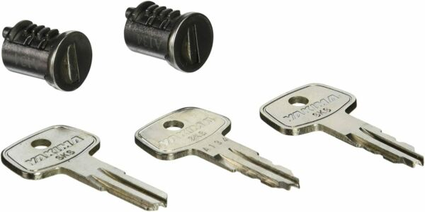 YAKIMA SKS Lock Cores Car Rack System Components 4 Pack $45.00