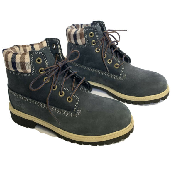 TIMBERLAND Boys 6quot; PREMIUM BOOTS Size 1.5 $37.00