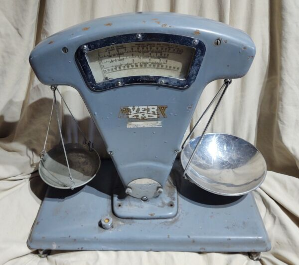 Avery Vintage Antique Scales Balance Great Decorative Cake Shop Display Cafe