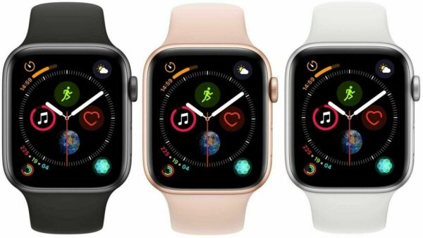 Apple Watch Series 4 40mm 44mm GPS WiFi Cellular Smart Watch All Colors $189.99