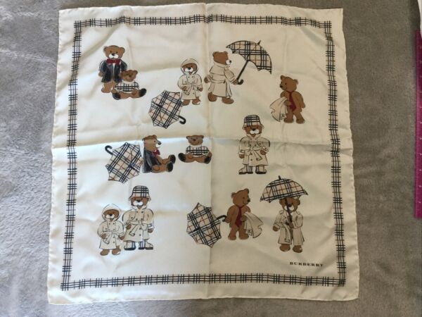 authentic burberry scarf new $135.00