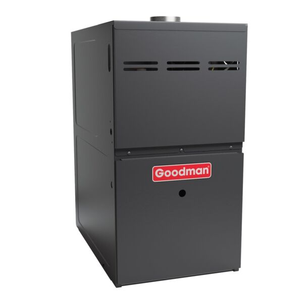 40K BTU 80% AFUE Multi Speed 1 Stage Goodman Gas Furnace Upflow Horizontal $689.00
