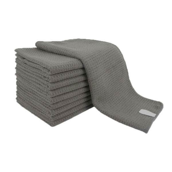 Microfiber Car Drying Towel Car Detail Cleaning Cloth Waffle Woven Large 16quot;x24quot; $14.99