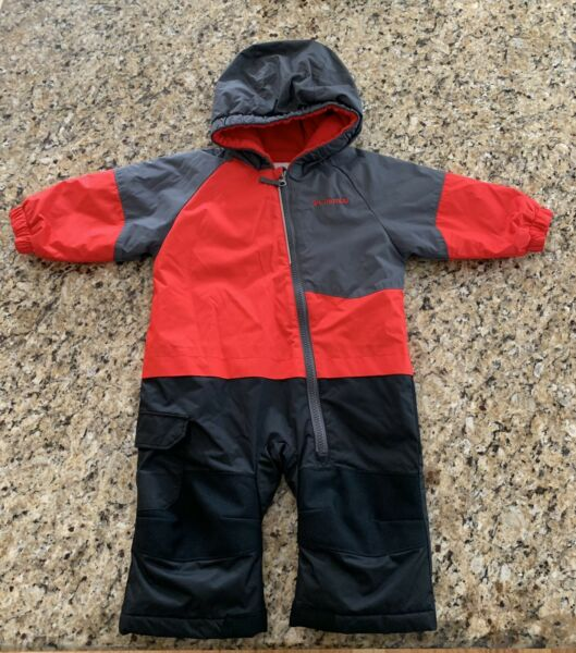NWOT Columbia Bunting Infant Snow Suit size 6 12 Months