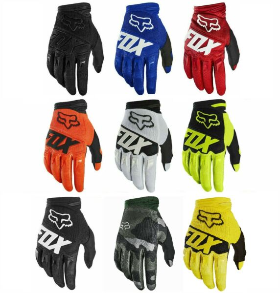 Fox Racing Adult Dirtpaw Gloves Mx Motocross Dirt Bike Atv Off Road Utv $18.99