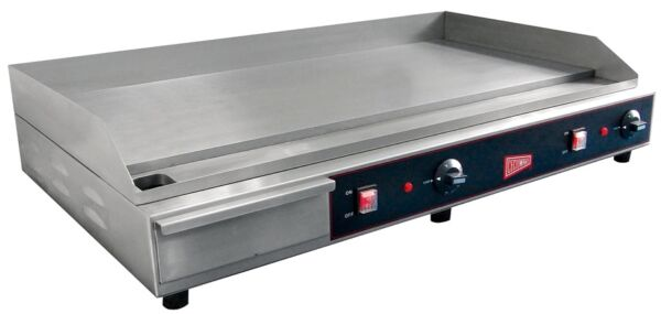 GMCW EL1636 Commercial 36quot; Electric Griddle Counter Top Flat Grill