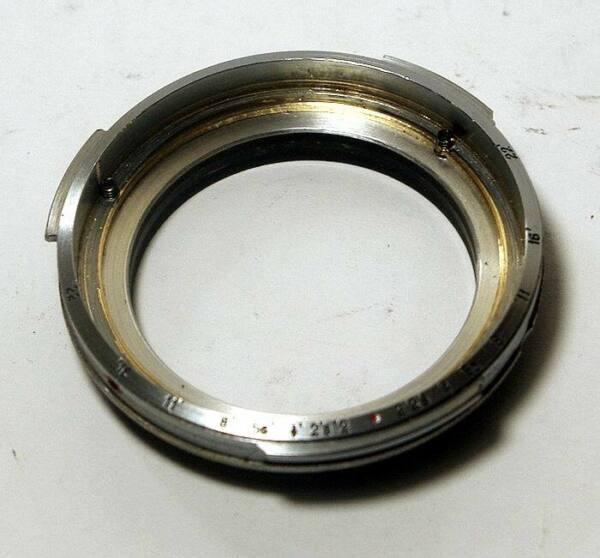 For EXTERNAL lenses Adapter Contax RF Kiev 4 Mount to M39 $19.90