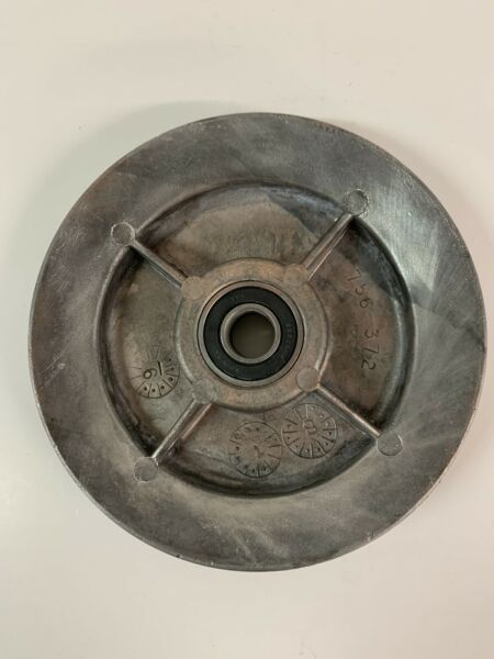 Obsolete MTD Craftsman Snow Blower 6quot; Friction Drive Pulley 756 372 05921 NLA
