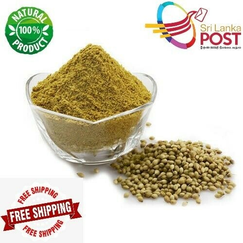100% Pure Natural Ma#x27;s Kitchen Coriander Powder With Good Quality From Sri Lanka $14.99