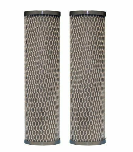 Carbon Wrap Sediment Water Filter Replacement Cartridge 2 Pack AO WH PRE RCP2 $15.24