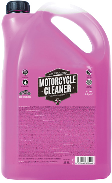 Muc Off Muc Off Nano Tech Motorcycle Cleaner 5 Liter 667US $44.99
