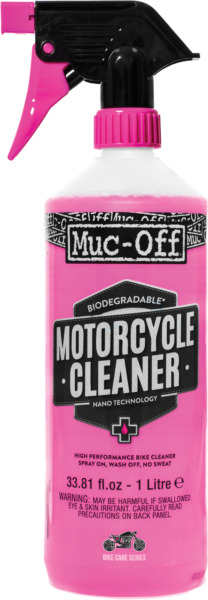 Muc Off Nano Tech Motorcycle Cleaner 1lt 664US $24.99