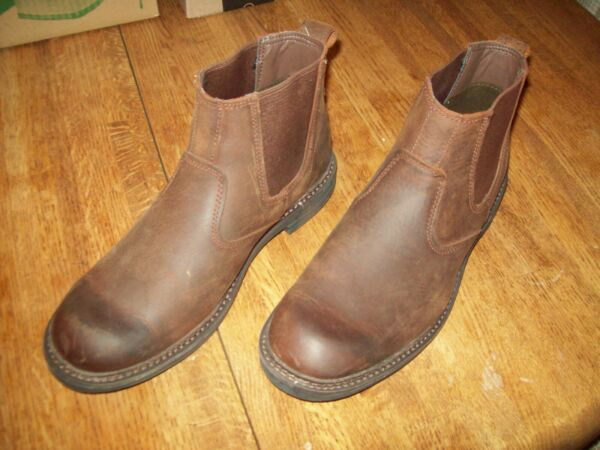 Mens Timberland Boots Size 9.5..............Excellent $59.95
