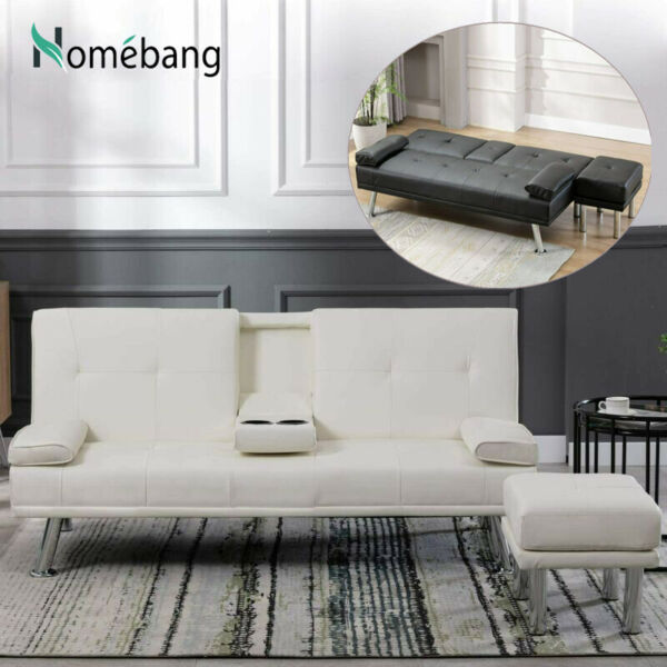 Sofa Bed Sleeper Sofe Set Living Room Foldable Couch Living Room Bedroom Futon $399.99