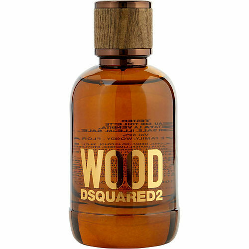Dsquared2 Wood by Dsquared2 EDT Spray 3.4 oz Tester $46.74