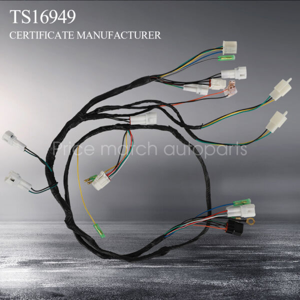 For Yamaha Banshee wiring harness 3GG 10 COMPLETE OEM REPLACEMENT 1997 2001 $29.99