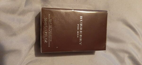 BURBERRY COLOGNE FOR MEN $22.00