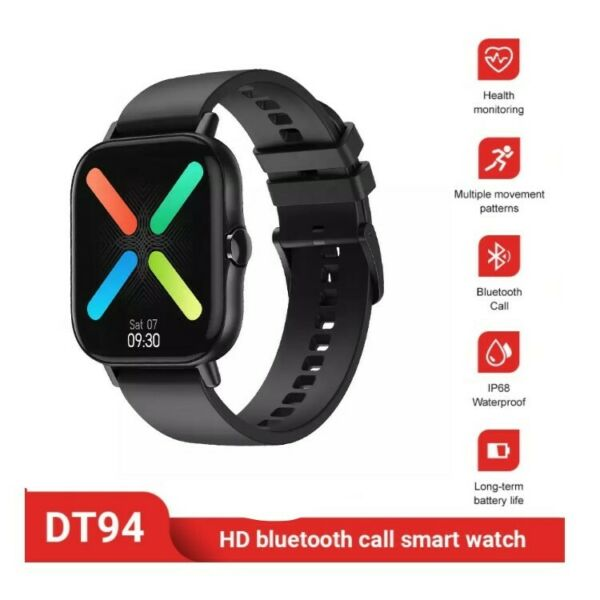 Smart Watch 4 Samsung iPhone Android Bluetooth Waterproof Fitness Tracker Fitbi GBP 24.99