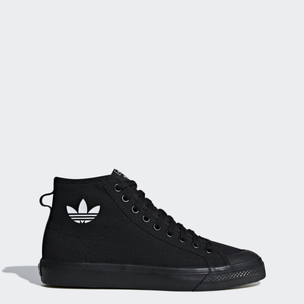 adidas Originals Nizza High Top Shoes Men#x27;s