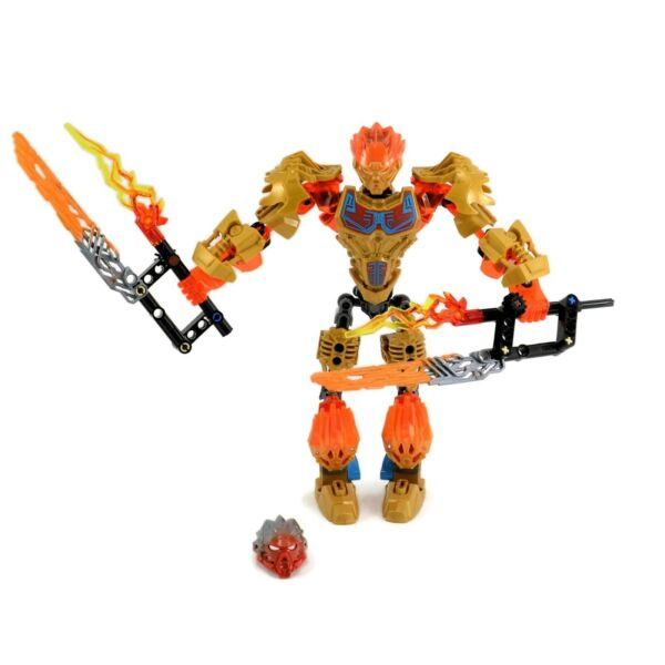 LEGO Bionicle Tahu Uniter of Fire Set 71308 Complete No Instructions No Box