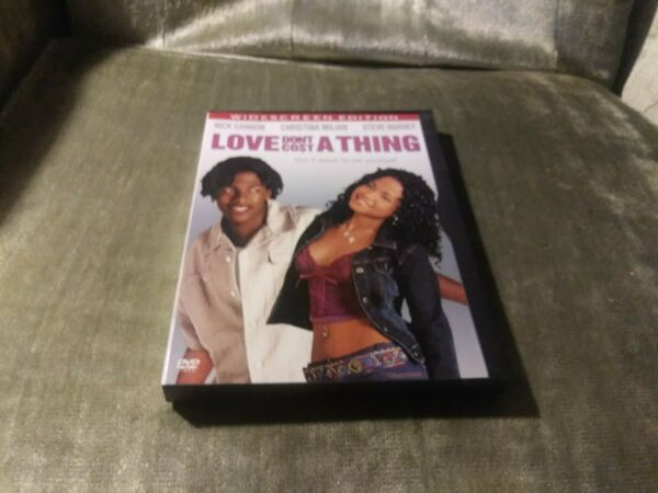Love Dont Cost a Thing DVD 2004 Widescreen $2.00