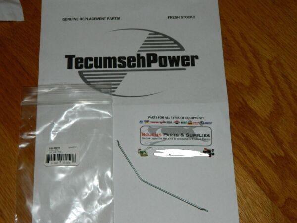 Tecumseh engine governor link 33878 TORO snowblower GENUINE PART