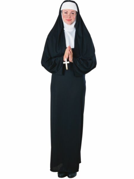 Nun Costume for Adults $18.30