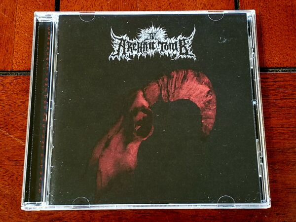 ARCHAIC TOMB Congregations for Ancient Rituals DEATH METAL Limited Edition