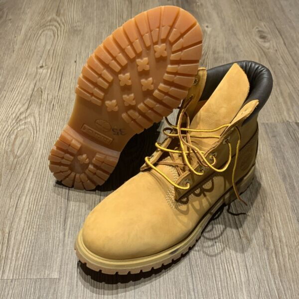 Timberland Boots Brown Men#x27;s Size 10 NO BOX $77.81