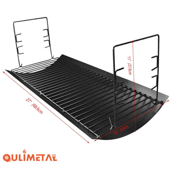 27quot; Ash Pan for Chargriller 1224 1324 2121 2222 2727 2828 Charbroil 17302056