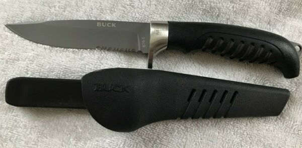Knife Knives. Brand: BUCK. Hunting Outdoors. 9quot; Fixed Blade. Model 876. NEW