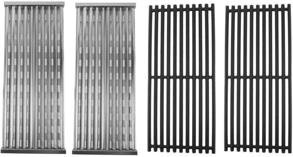 Cast Iron Cooking Grates Infrared Emitter Parts for Charbroil Infrared Grills