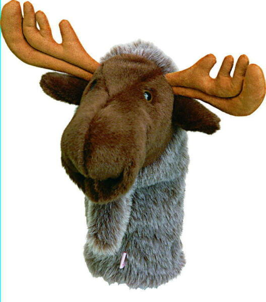 Moose Golf Driver Headcover New Daphne#x27;s Driver Head Cover $26.95