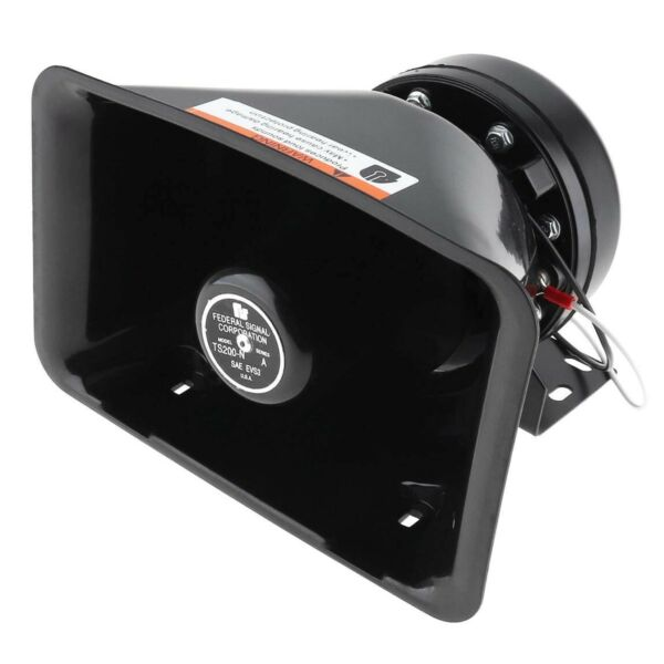 Brand New Federal Siren Speaker 100 Watt Power Rated for any Siren or P.A. Amp.