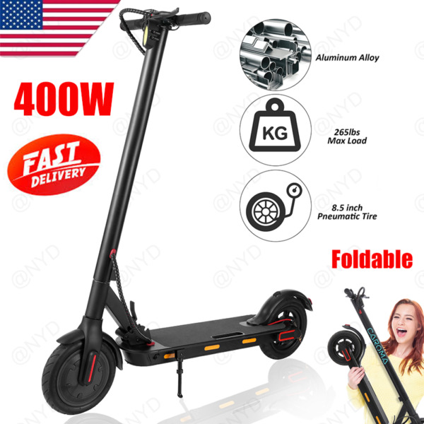 Electric Scooter 20Miles Max Range 20MPH Top Speed Max Load 265lbs TOP Seller $229.99