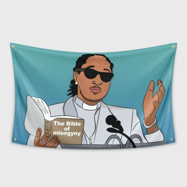 She Belong To The Streets Flag Banner Tapestry 3x5 Feet College Dorm