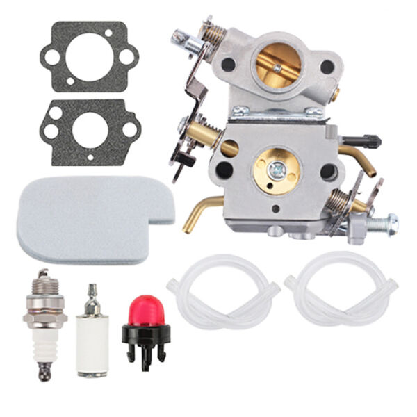 Carburetor kit For Poulan Pro PP4218A 18quot; 42CC Gas Chainsaw Carb $14.62