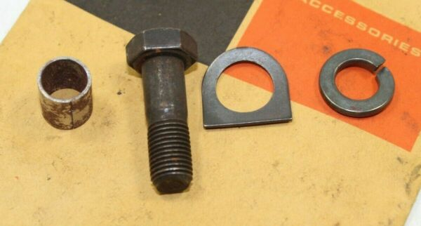 Aftermarket Harley Knucklehead Flathead XL FX Kick Pedal Bolt Spring Washer Kit $5.95