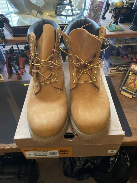New Timberland boots for men size 13 Classic Look Box Fresh $130.00