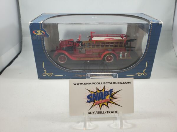 1928 Reo Die Cast Fire Truck Signature Models