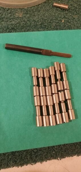 Corby Bolts Brass 1 4quot; Package of 12 amp; One 2 step Bit $19.00