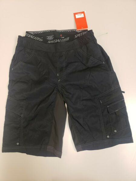 Specialized Mountain Bike Cargo Cycling Shorts Mens Small $42.00