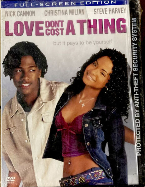 Love Dont Cost a Thing DVD 2004 Full Screen $8.75