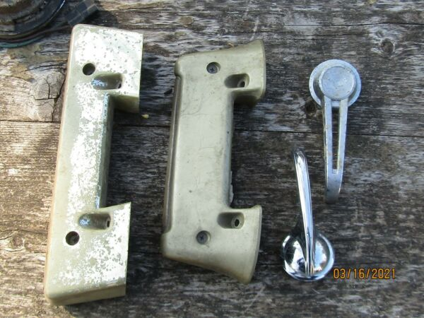 CORVAIR CHEVY PARTS...USED...MISC. ITEMS...LOOK $35.99