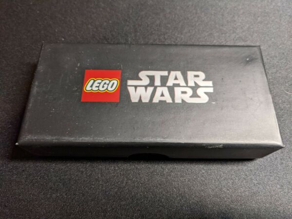 LEGO Star Wars Han Solo Carbonite Metal Keychain 5006363 In Hand New Sealed $37.00