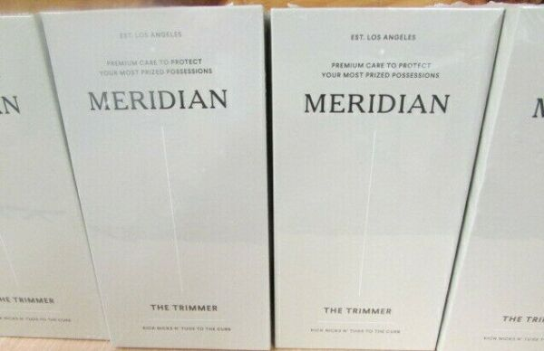The Trimmer by Meridian Electric Below The Belt Trimmer Built for Men New $40.00