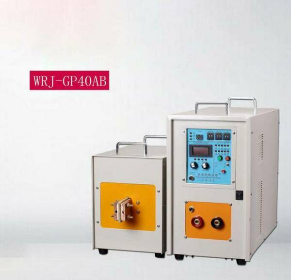 40KW High Frequency Induction Heater Furnace 30 80KHz 40AB $2043.81