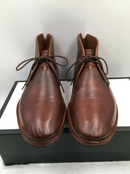 Timberland Boot Company Wodehouse Chukka Boot 75509 Brown Leather Men#x27;s Size 10 $52.00